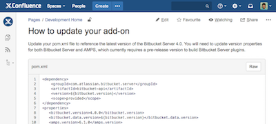 Snippets for Confluence